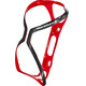 Blackburn Cinch Carbon - Porte-bidon - rouge/noir